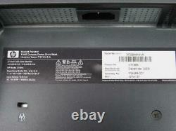 HP 27 Full HD 1080P LCD Monitor Black Model 2709m with Stand & Cables