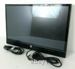 HP E220T 22 Widescreen 1920 x 1080 LED LCD Touchscreen Monitor Missing Stand