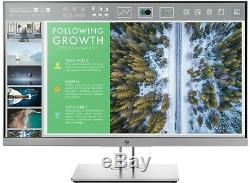 HP EliteDisplay E243 23.8 LED-LCD Monitor Full HD 1920X1080 1FH47A8 with Stand