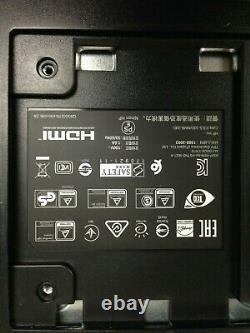 HP EliteDisplay E273m 27 HD LED LCD Computer Monitor No Stand M457