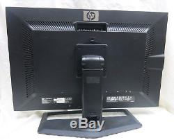 HP LCD Monitor 30 WithStand ZR30w S-IPS Widescreen Display 2560 x 1600 Grade A