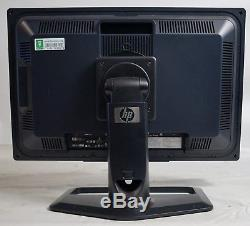 HP LP2480zx 24 1920 x 1200 DVI HDMI DisplayPort LED LCD Monitor GV546A with Stand