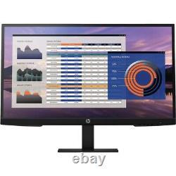 HP P27h G4 27 1920x1080 Full HD IPS LCD 5ms 75Hz Monitor 9UJ14A8ABA