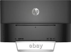 HP Pavilion 32 LED QHD Monitor Black with Silver stand Excellent
