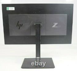 HP Z27n G2 27 2560 x 1440 DVI HDMI DP USB-C LED Monitor Fair withStand
