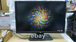 HP Z30i 30 LCD Monitor 2560x1600 HDMI DVI USB LCD Display with Stand & Cables