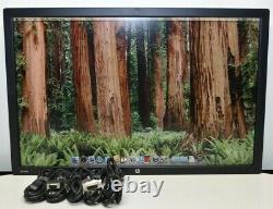 HP Z30i 30 LED-Backlit LCD Monitor TFT Active Matrix IPS2 No Stand
