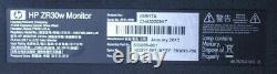 HP ZR30w 30 DisplayPort S-IPS USB Hub DVI LCD Monitor Grade A witho Stand