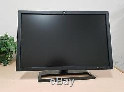 HP ZR30w 30 Widescreen 2560x1600 IPS LCD Monitor with Stand