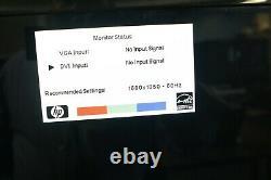 HP w2207 22 Wide Screen Pivoting 1680x1050 60Hz HDMI TFT LCD Color Monitor