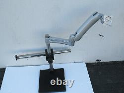 Horizont Large Boom Stereo Microscope Stand with LCD Monitor Mount, Heavy Base