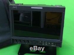 JVC DT-V9L1DU 9 Field/Studio High Definition LCD Monitor with Stand
