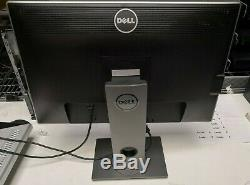 LOT OF 2 Dell U2312HMt 24 Widescreen LED Backlit LCD Monitor With STAND #HM23t