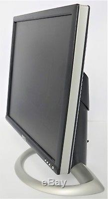 LOT of 51x Assorted Dell 19 Widescreen LCD Monitors with Stands