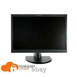Lenovo ThinkVision L2251PwD 22 1680 x 1050 LCD monitor VGA DVI DP (No Stand)
