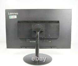 Lenovo ThinkVision P27u-10 27 3840 x 2160 HDMI DP LED Monitor Fair with Stand