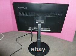 Lenovo ThinkVision T2454pA 24 Display Monitor with Stand