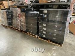 Lot 116x Dell 22 LED LCD Monitors P2214Hb U2211HMc & more most withStands AS-IS