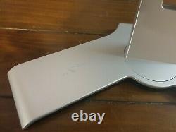 Lot-4 Dell 19 UltraSharp 1907FP LCD Monitors with4-Port USB Hub VGA DVI & Stands