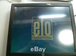 Lot Of 10 Elo Touch System 19 LCD Touchscreen Monitor Et1915l-7cwa-1-g No Stand