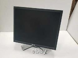 Lot of 100 mixed monitors DELL and HP LCD 17 inches NO stand