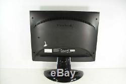 Lot of 10 ViewSonic VX1932WM-LED 19 LCD Monitor 1440 x 900 DVI VGA with Stand