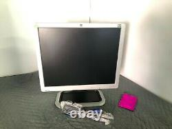 Lot of 12 HP L1710 17 LCD Color Monitor with Stand & Power Cord