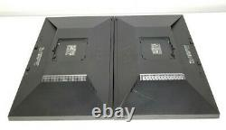 Lot of (2) Dell G2210T LCD 22 Monitor 1680x1050 DVI VGA No Stand
