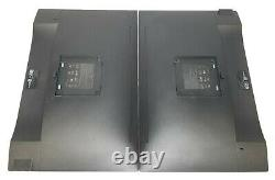 Lot of (2) Dell P2217 22 LED Monitor LCD Computer Screen Display No Stand