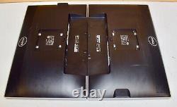 Lot of 2 Dell U2412MB 1920x1080 24 UltraSharp LCD Flat Panel PC Monitor No Stand