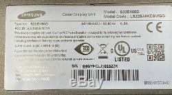 (Lot of 2) Samsung S22E450D 22 LCD Monitor VGA DVI DisplayPort NO STANDS
