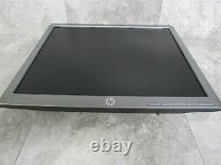 Lot of 3 HP E190i IPS Display 19 LCD Monitor with Power & Video Cables