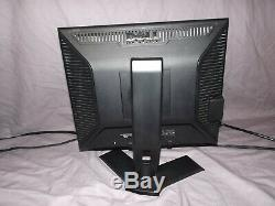 Lot of 6! Dell UltraSharp 1908FPT 19 LCD Monitor 0D307J stands/cables (A0607)