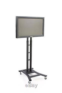 Mobile LCD Display Stand for a 32 to 65 inch Flat Panel Monitor, Displays2go
