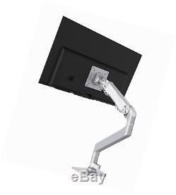 Monitor Arm, Cucumbe Premium Alumium Gas Spring LCD Monitor Desk Mount Stand