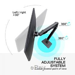 Monitor Arm Mount, Bestand Vesa Desk Mount Stand for LCD LED Computer Screen up