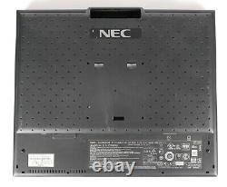 NEC MultiSync LCD1990FXp-BK 19 LCD Monitor with Power and DVI Cable No Stand