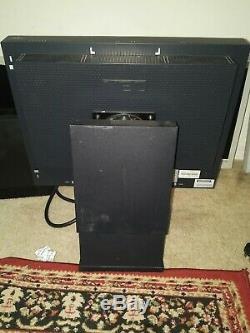 NEC Multisync LCD 2080UX+ 20 Color-Critical Desktop Monitor Stand Black