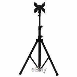 NEW Audio 2000 Ast422y Flat Panel LCD Tv monitor Stand with Foldable Tripod Leg
