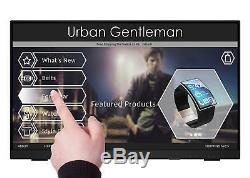 NEW Planar Helium Touch Screen 22 LED LCD Full HD Resolution Monitor with Stand