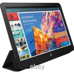 New HP V14 14 IPS Portable LCD Monitor LED Display with Stand