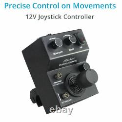 PROAIM 18ft. Camera Jib Arm with Jr. Pan-Tilt Head, Jib Stand & LCD Monitor Arm