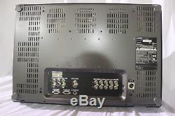 Panasonic BT-LH2550 25.5 LCD Color Monitor Parts Only NO Power Supply NO Stand