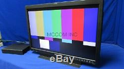 Panasonic BT-LH2550 25.5 LCD Color Monitor with 5012 Hrs, Stand