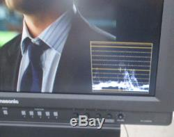 Panasonic BT-LH2600WP 26 169 Widescreen HD LCD Color Broadcast Monitor & Stand