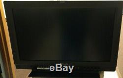 Panasonic BT-LH2600WP 26 SD/HD-SDI HD LCD Broadcast Monitor with Stand