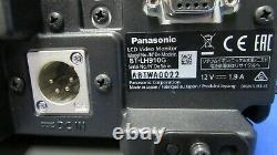 Panasonic BT-LH910 9 LCD Monitor with 1359 hrs, stand
