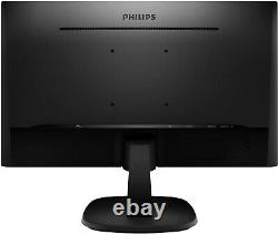 Philips 273V7QJAB 27 1920x1080 FHD IPS LED 2 Pack Monitor with Desk Dual Stand