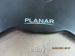 Planar AFJJ01173 Black Four Monitor Stand for LCD Displays