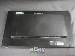 Planar PCT2265 22 Touchscreen LCD Monitor 997-7251-00 No Stand